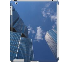 Oh So Blue - Downtown Toronto Skyscrapers iPad Case/Skin