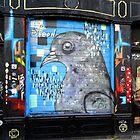 Amsterdam Graffiti Street Art Nr. 3 by silvianeto