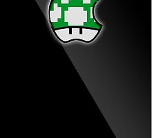 1Up Apple by LumpyHippo