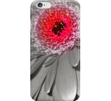 SMILING PINK PETALS iPhone Case/Skin