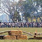 Confederate Advance by Susan S. Kline