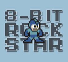 Megaman - 8-Bit Rockstar by CheatCode
