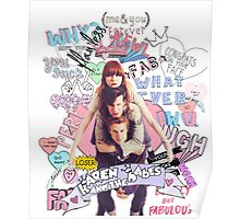 Karen and The Babes Poster