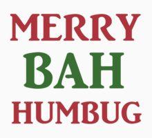 MERRY BAH HUMBUG T-Shirt
