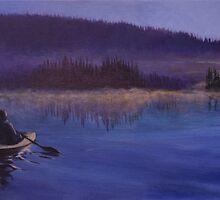 Mystical Morn by Michael Beckett