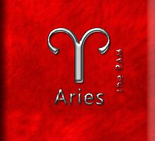 Aries March 21 To April 20 by Fran Riley