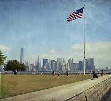 Manhattan by rentedochan