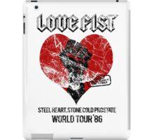 Love Fist iPad Case/Skin