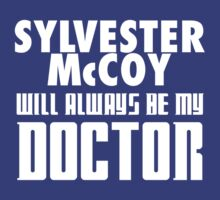 Doctor Who - Sylvester McCoy will always be my Doctor by televisiontees