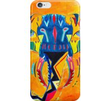 """Did This To Skip Sorority Rush Practice (Elephant) iPhone Case/Skin"
