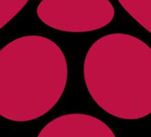 Raspberry Logo Stuff Sticker
