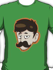 Geoff Sticker T-Shirt