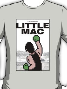 Punch-Out - Little Mac Rocky Poster T-Shirt