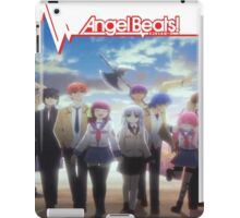 Angel Beats! iPad Case/Skin