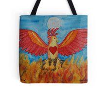 Born of Fire Tote Bag