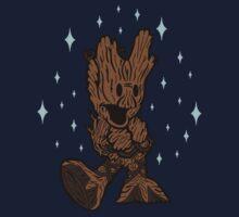 Vintage Groot by leidemera