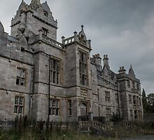 Welcome to the Asylum by DavidWHughes