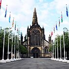 medieval glasgow by sebmcnulty