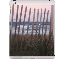 Barrier Lines iPad Case/Skin