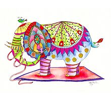 """""""The Elephant Colors"""" by IsabelSalvador"""