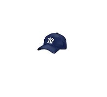 Yankees Hat by Melissa Middleberg
