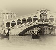 Grand Canal by Marylou Badeaux