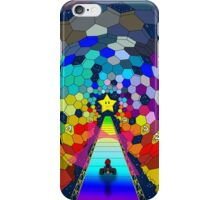 The rainbow road iPhone Case/Skin