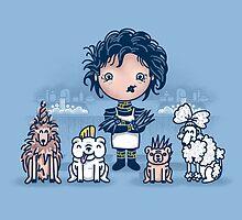 Edward's Pet Shop by kellabell9