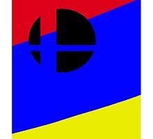 Red Vs Blue Vs Yellow by Darkmanewander