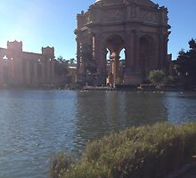 Palace of Fine Arts by tatiananori