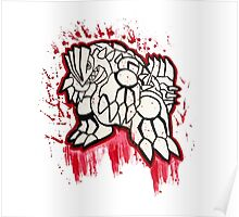 Epic Groudon Tshirts + More! Poster