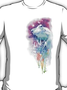 ATTACK OV THE MONSTER FROG T-Shirt