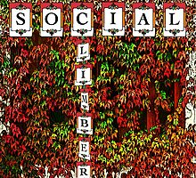 Social Climber Illustrated by IntrovertArt