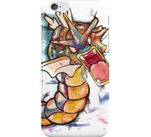 Epic Gyarados Tshirts + More iPhone Case/Skin