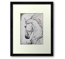 My Beloved Has Learned To Fly Framed Print