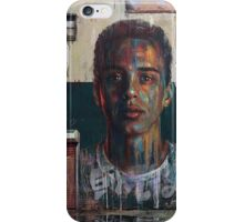 logic under pressure deluxe  iPhone Case/Skin