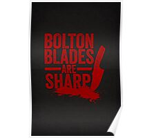 Bolton Blades Are Sharp Poster