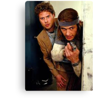 Pineapple express Canvas Print