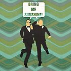 """Morecambe and Wise """"Bring Me Sunshine"""" by dodadue89"""