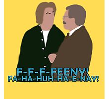 The Feeny Call Photographic Print