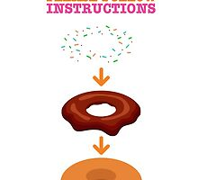 Donut Instructions by webninja