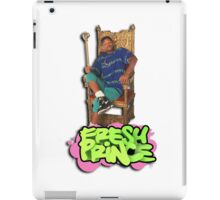 Fresh Prince of Bel Air iPad Case/Skin
