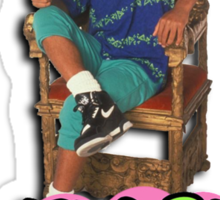 Fresh Prince of Bel Air Sticker