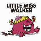 Little Miss Walker by RumShirt