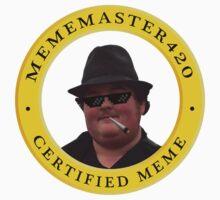 MemeMaster420 Seal of Approval T-Shirt