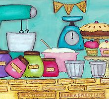 Bake a sweet life by MonicaMota