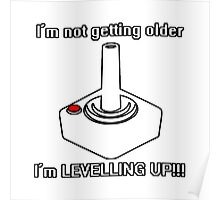 Levelling Up Poster