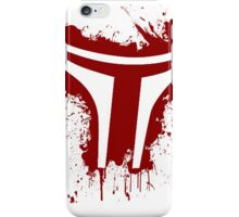 Mando Splat iPhone Case/Skin