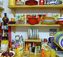 The Working Kitchen by Fara