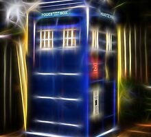 TARDIS by StephenRphoto